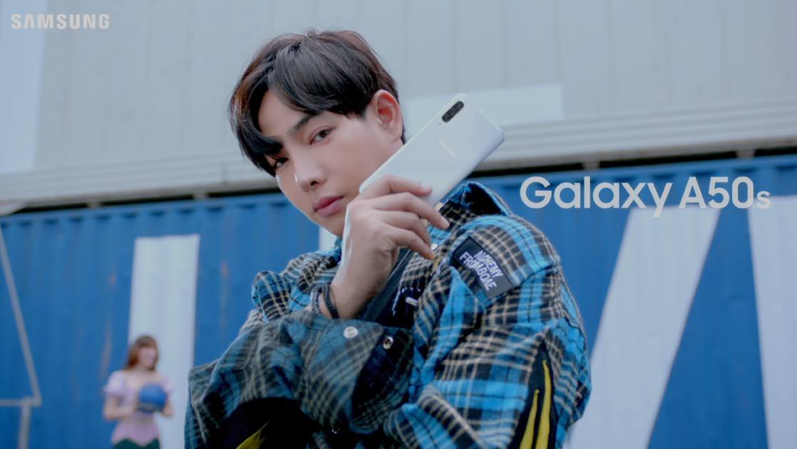 Thumb : Samsung amsung Galaxy A50s เปลี่ยนมุมธรรมดา ให้ไม่ธรรมดาอีกต่อไป