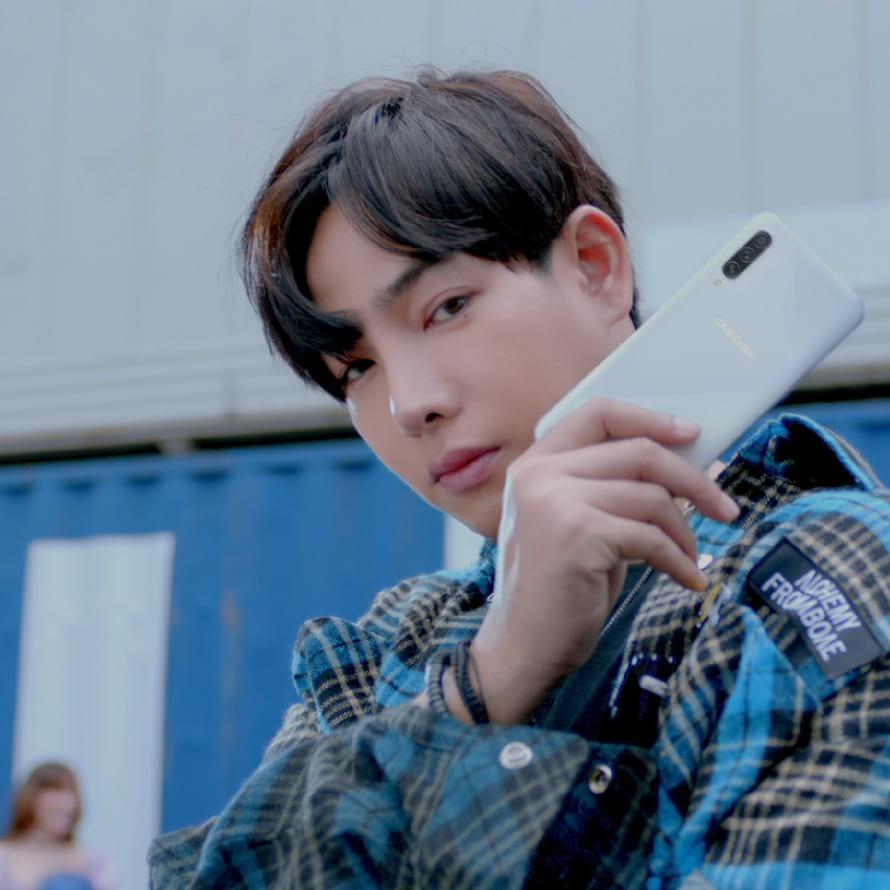 Thumb Mobile : Samsung amsung Galaxy A50s เปลี่ยนมุมธรรมดา ให้ไม่ธรรมดาอีกต่อไป