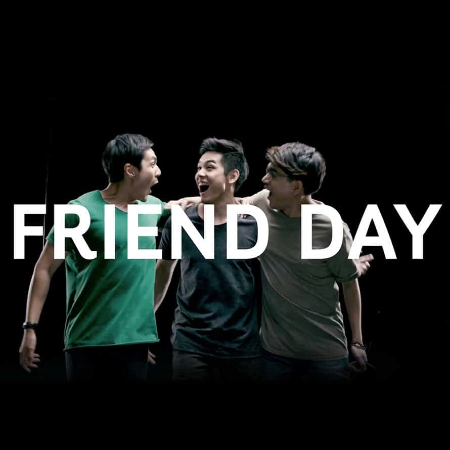 Thumb Mobile : Chang FRIEND DAY FRIDAY